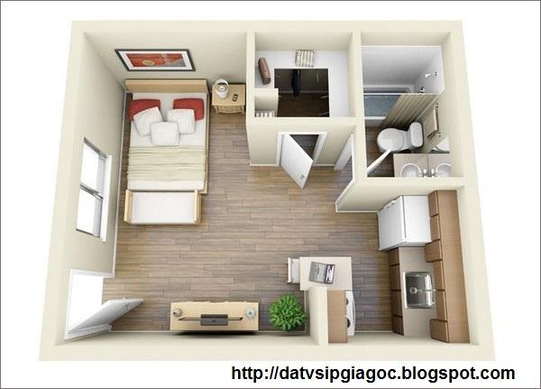 Căn hộ chung cư Becamex tại KDC Việt Sing, VSIP 1, Bình Dương ảnh 4