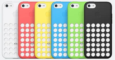 cases of iPhone 5C