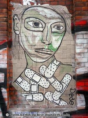berlin, streetart, graffiti, kunst, stadt, artist, strassenkunst, murale, dede