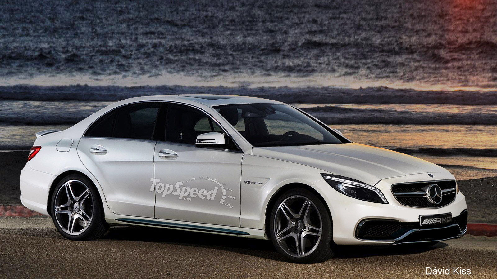 2015 new mercedes benz c class w205 preview 1 2 carwp for New mercedes benz 2015