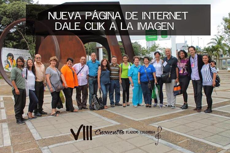 Fladem Colombia Nueva pagina de Internet
