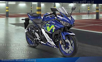 Yamaha R25 GP Movistar