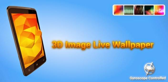 3D Image Live Wallpaper apk