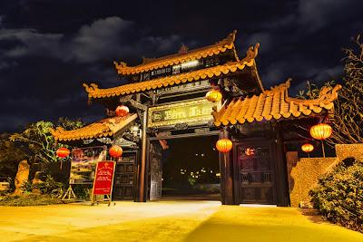 2012 12 14.09.31.45 benxua Đèn lồng Hội An trong không gian biệt thự, nhà hàng, quán cà phê