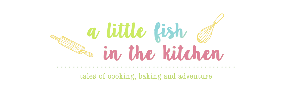 A Little Fish in the Kitchen