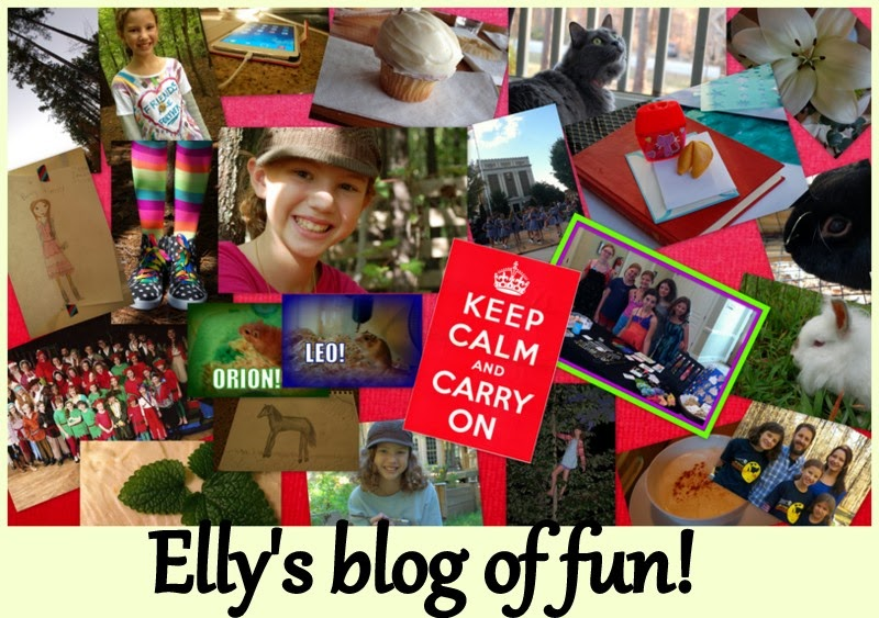 elly's blog of  fun