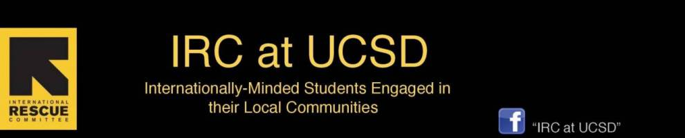 IRC at UCSD