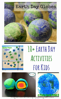 10+ Earth Day Activities for Kids