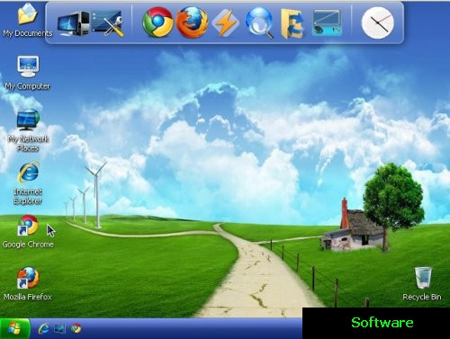 Windows XP SP3 2011 v11.07