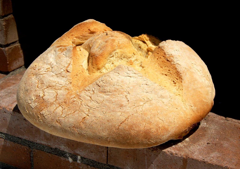 No tengo thermomix pan en horno de piedra - Horno de piedra ...