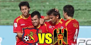 Ver Unión Española vs. Caracas 6 Abril 2011