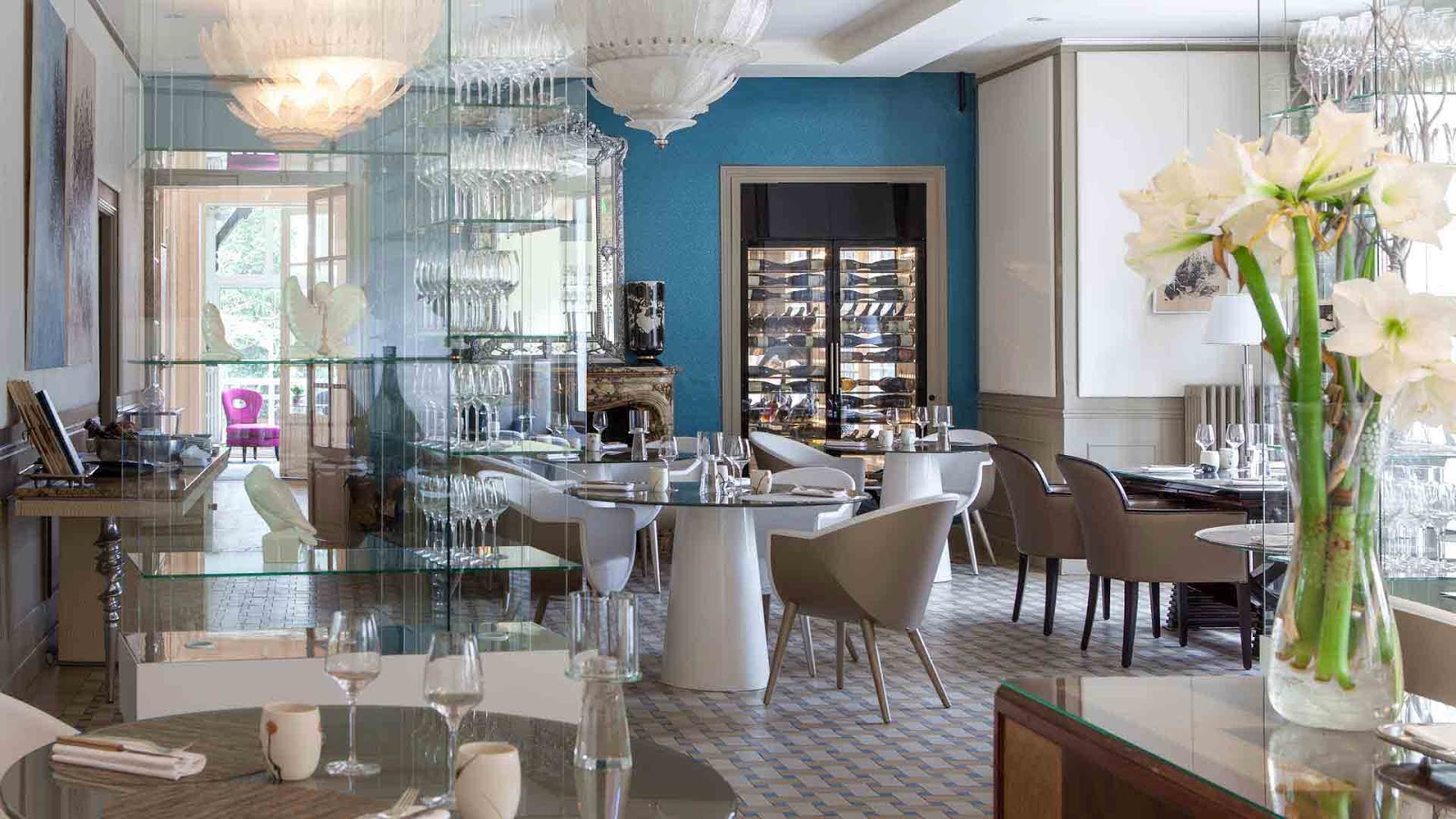 Restaurant Salle A Manger Of Paris To Go Gluten Free France