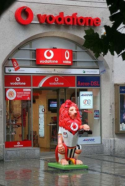 vodafone online bill payment