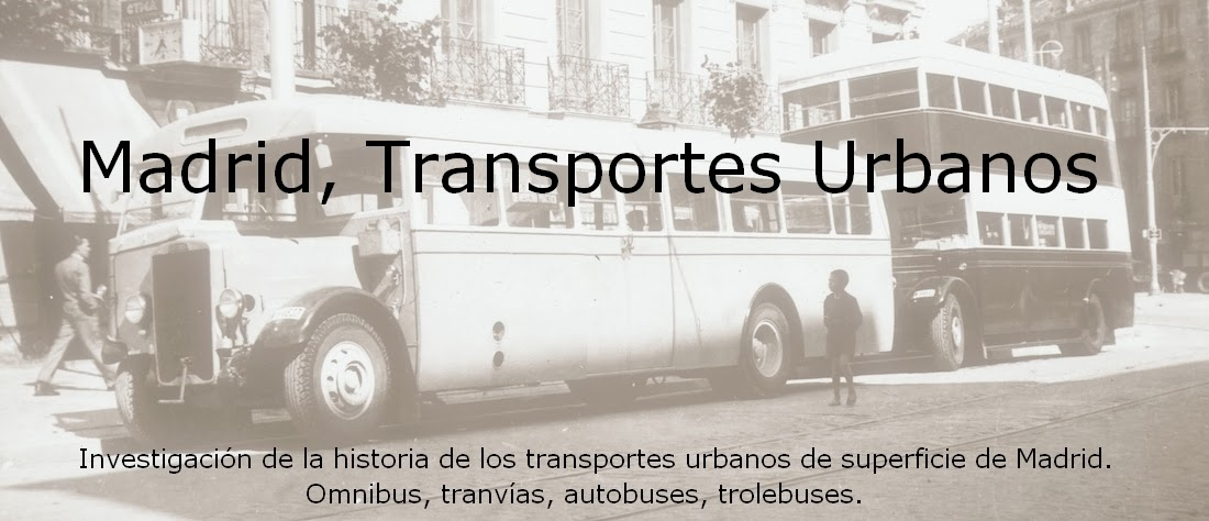 Madrid, Transportes Urbanos
