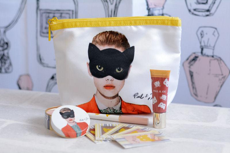 Paul & Joe Cat Make Up Collection