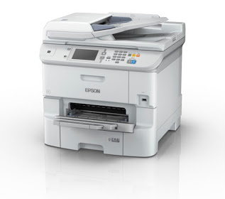 Epson Workforce Pro WF-6590DWF Drivers download