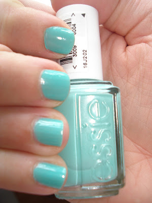 Essie Turquoise & Caicos, Nail Polish