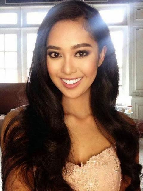 Maria Rahajeng Cantik dan Seksi Miss Indonesia 2014