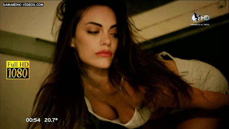 Emilia Attias hot photo session HD video