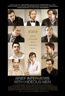 Sopphey Says: Brief Interviews With Hideous Men