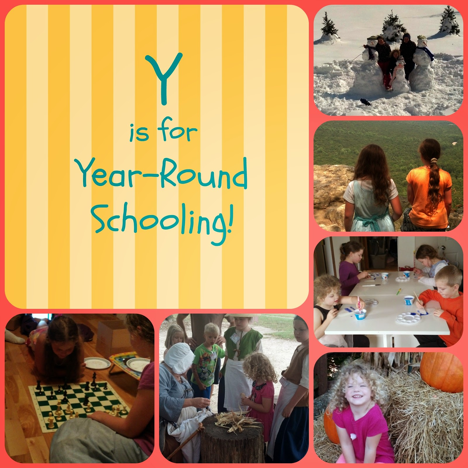 year round schooling the way to go Year-round schooling (yrs), also know as year-round education (yre), is a good way to better students' education it betters students' education by provided more frequent breaks, and giving student opportunites to participate in inter-sessions.