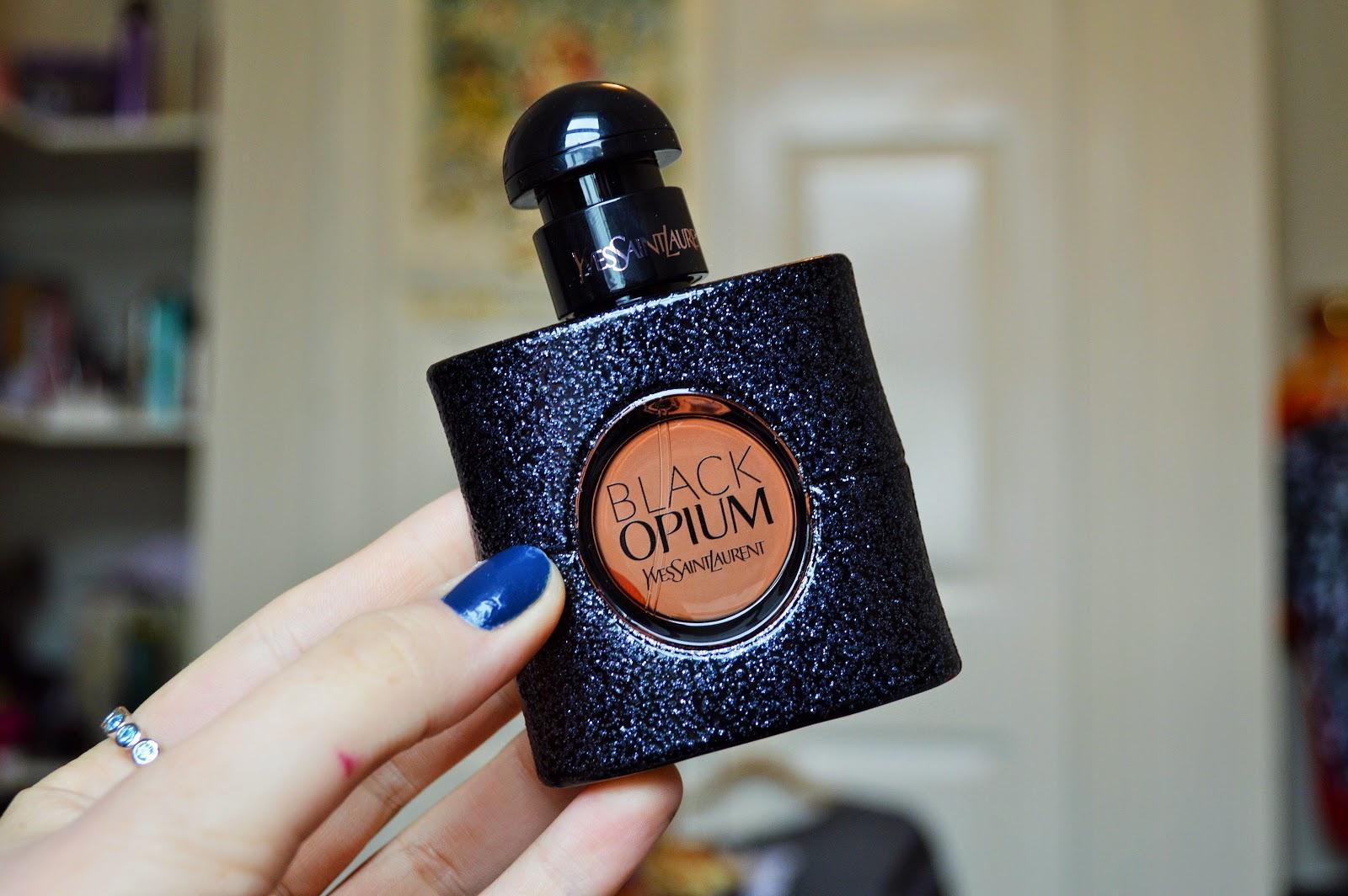 Black Opium EDP By YSL Sophie Rose