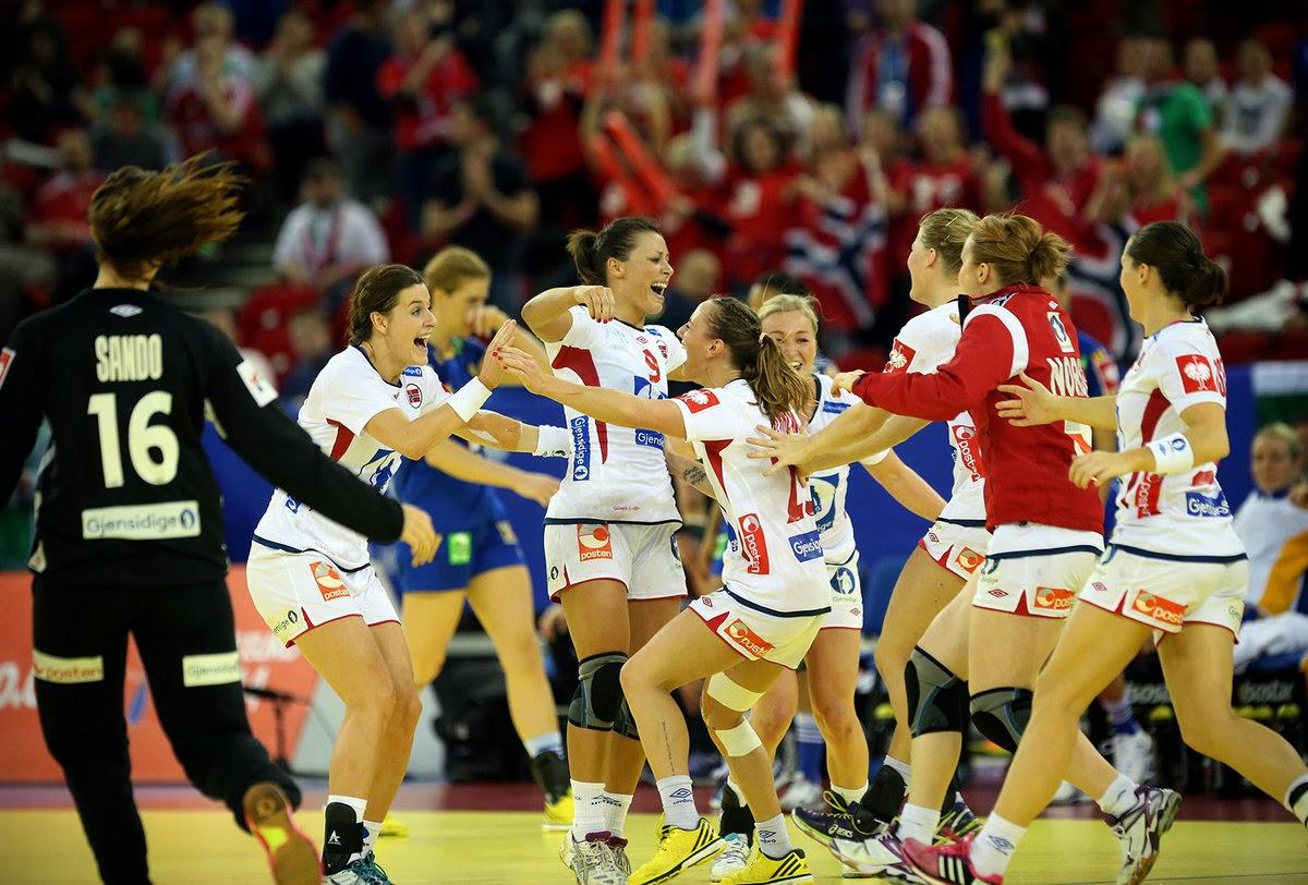 BALONMANO (Europeo femenino 2014) - Noruega vuelve a jugar una final europea