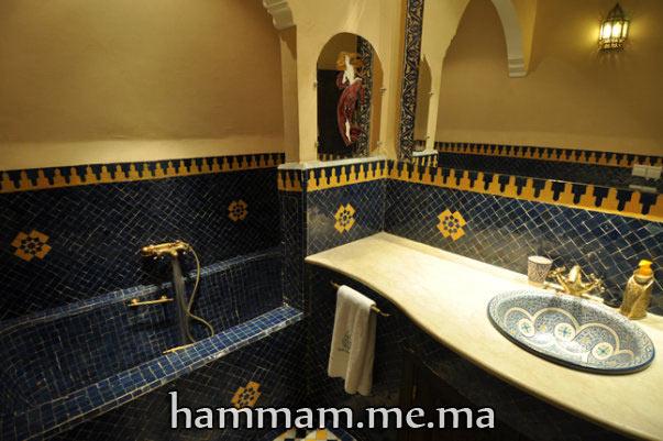 dcor vos maisons avec une nouvelle dcoration traditionnel plus que a le zellige est contre le froid dans les salles du bain quand le zellige est dans - Salle De Bain Marocaine Traditionnelle