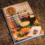 Basic Brewing Log Book