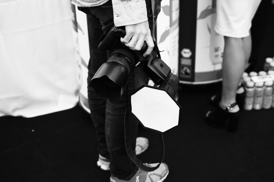 backstage fashion photographie