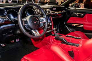 2016 Ford Mustang Rocket Interior