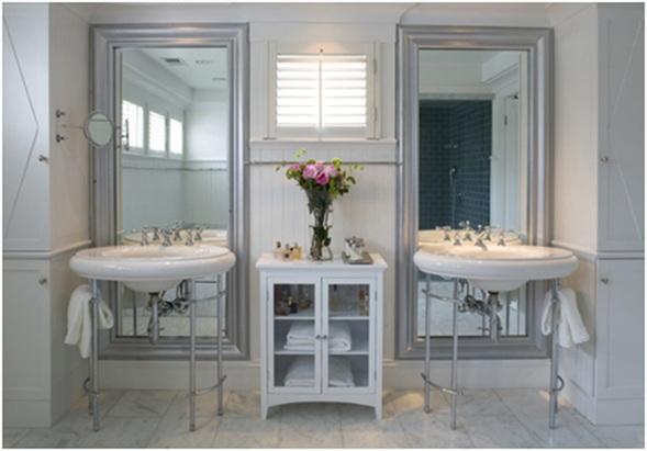 Set De Baño Romantic:de utensilios de baño y toallas de mano decorativas que complementen
