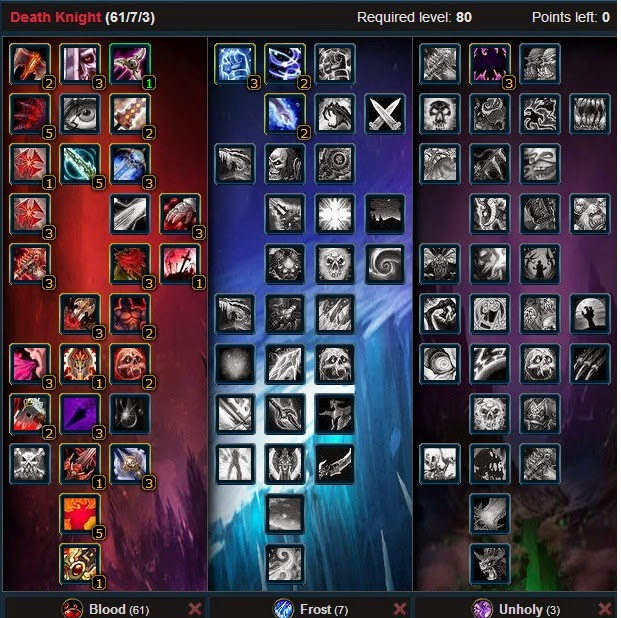 how to customize build for wow