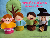 Apostila Dedoches João e Maria