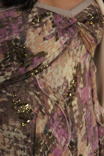 Diane von Furstenberg DVF Montespan Silk Top