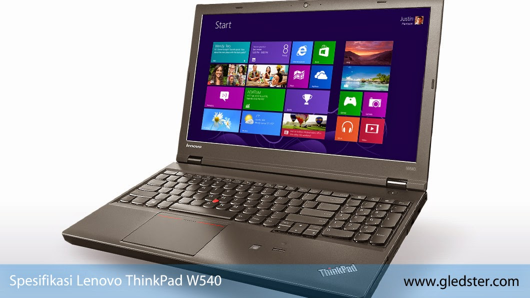 Spesifikasi Lenovo ThinkPad W540
