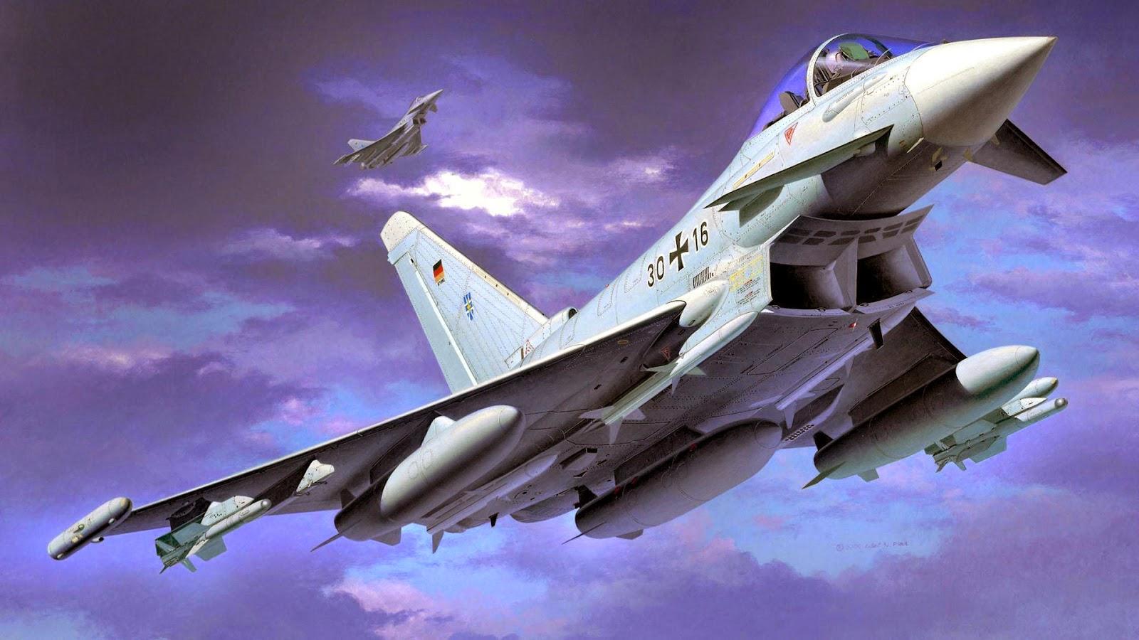 Eurofighter Typhoon Cacat Produksi, Jerman Hentikan Pembelian