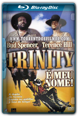 Trinity é o Meu Nome (1970) Torrent - Dublado Bluray 720p