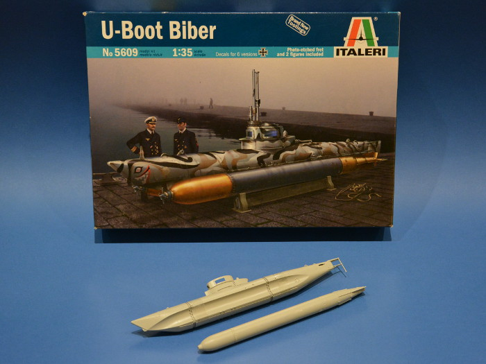 Italeri U-Boot Biber 1:35