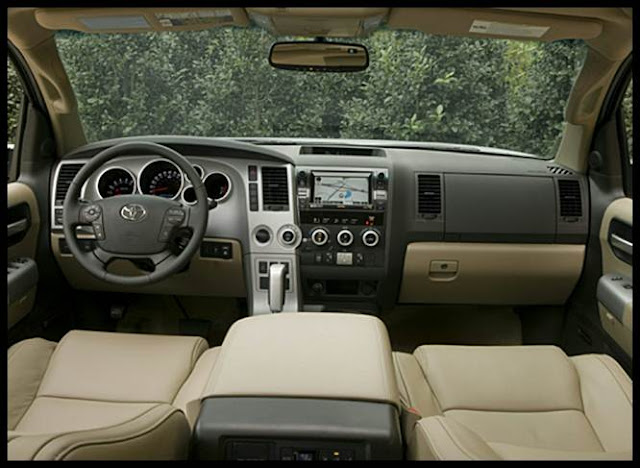2016 Toyota Sequoia Changes Body Composition