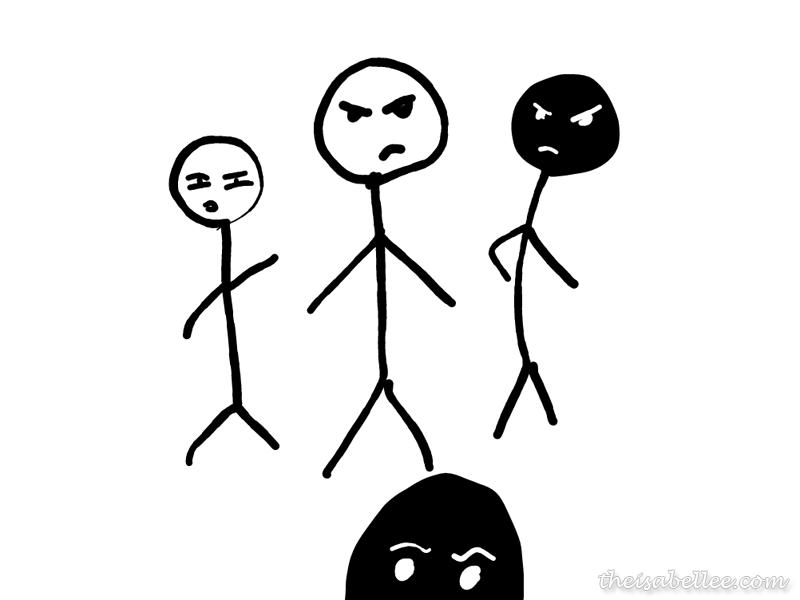 Blackheads and whiteheads