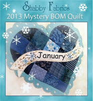 2013 Mystery Bom qQuilt