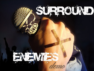 surround enemies demo