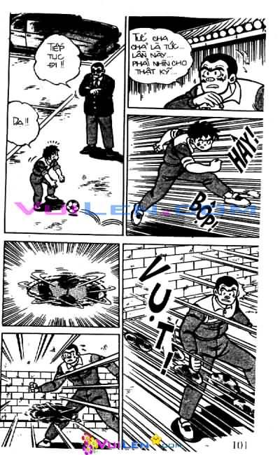 Jindodinho - Đường Dẫn Đến Khung Thành III  Tập 17 page 101 Congtruyen24h