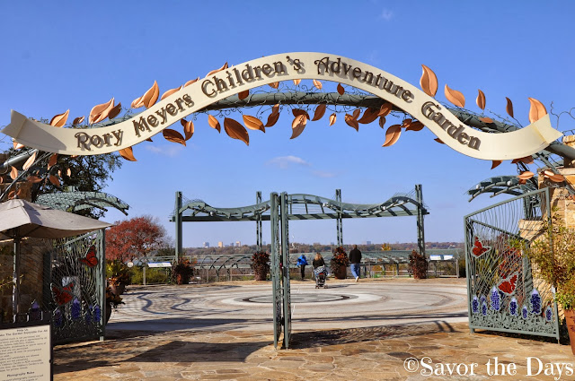 Rory Meyers Children's Adventure Garden at the Dallas Arboretum