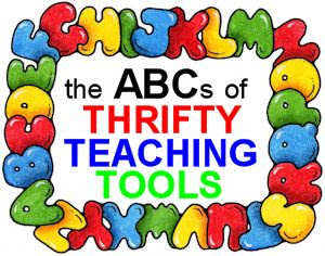 Alphabet Series by Kid Network Bloggers including Teaching Tools