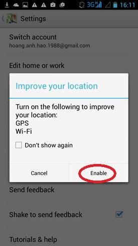 Tối ưu định vị Google Maps cho iOS & Android 5