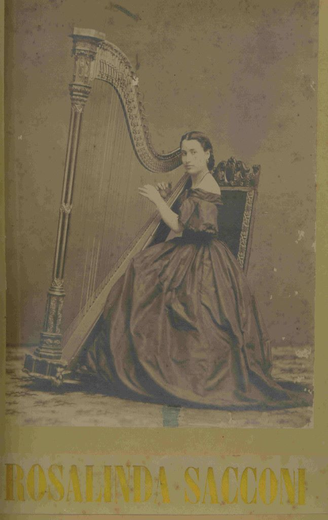 ROSALINDA SACCONE (1848-1915) PARMA