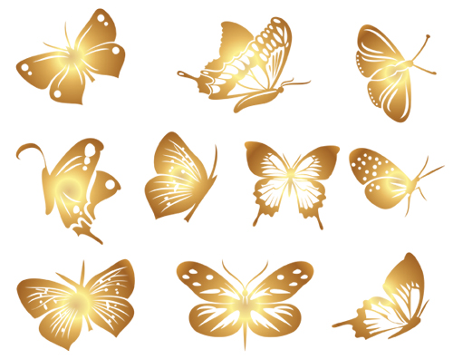 Golden Butterfly Pictures To Pin On Pinterest Pinsdaddy