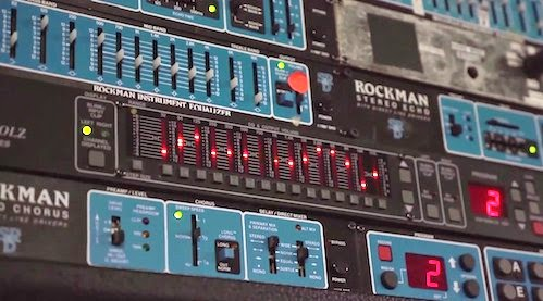 Tom Scholz Rockman Gear Rack image